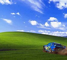 Rally hill by barraky