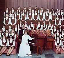 Doncaster Wheatsheaf Girls Choir by Sue Gurney