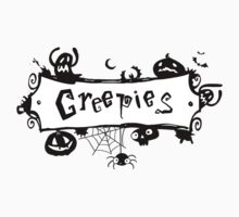Creepies Sticker by Creepy Creations