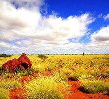 Punda Art Site, Western Australia by Raymond Lyons