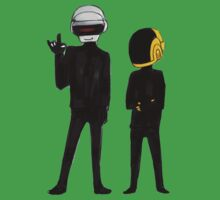 The Duo Of Daft by HelloSteffy