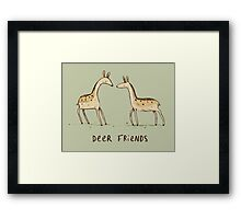 Dear Friends Framed Print