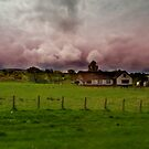 Thunder Clouds in Scotland by Forfarlass