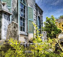 Eastern Cemetery in Nassau, The Bahamas by 242Digital