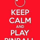 Keep Calm by PinMatt
