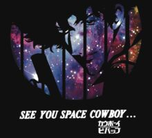 Cowboy Bebop - Nebula by MissDoobie