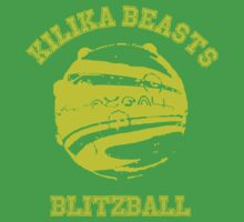 Kilika Beasts Blitzball Shirts by GeordanUK