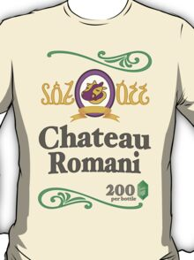Chateau Romani (Light Shirt) T-Shirt