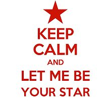 Let Me Be Your Star - SMASH/Bombshell by musicalproducts