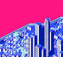 CityGlitch01 by vgjunk