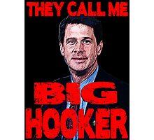 Big Hooker Photographic Print