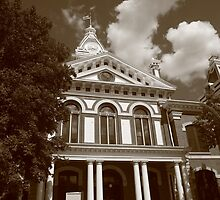 Pontiac, Illinois - Courthouse by Frank Romeo