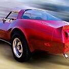 Red 81 Vette by JohnDSmith