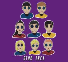 The Enterprise Crew T-Shirt