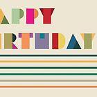 Happy Birthday by ikocher