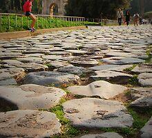 Via Triumphalis, Roma, Italia by outspoken82