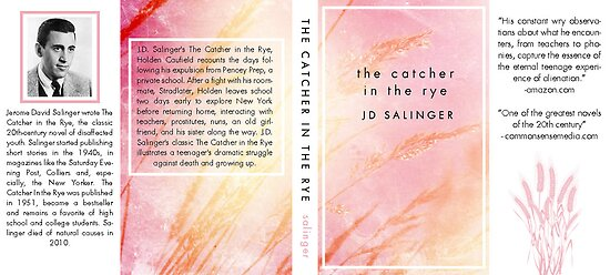 Catcher In The Rye by Samantha Cossen