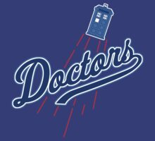 Doctors baseball by odysseyroc