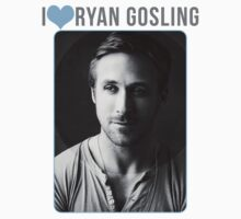 I Heart Ryan Gosling by heymichi