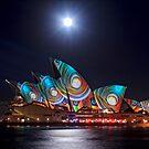 Bad Moon Rising by Sharon Kavanagh