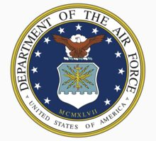 US Air Force Emblem by GreatSeal