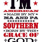 AMERICAN MADE SOUTHERN BORN by westox