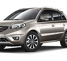 Renault Koleos Review by sks0016