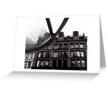 BUCHANAN STREET  Greeting Card