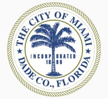 Miami City Seal by GreatSeal