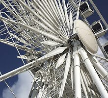 Brighton Wheel-A Different View by plcimages