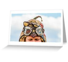Have goggles - will travel Greeting Card