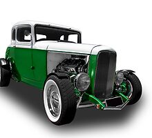 Ford - 1932 Hardtop Roadster by axemangraphics