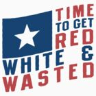 Red White And Wasted by Look Human