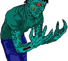 Extreme Zombie  by Heera