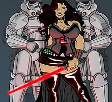 BBW Lady Vader by AngelGirl21030