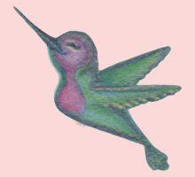 Hummingbird Friend Kids Clothes