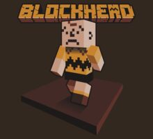 Blockhead by ORabbit
