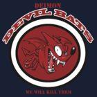 Devil Bats Logo by khairul