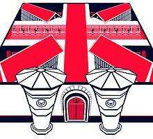 White Castle by Paul Baines