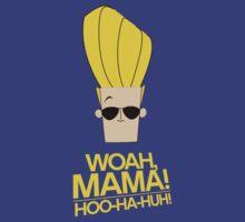 Johnny B - Hoo-Ha-Huh! - #002 by Loftworks