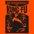 18 weapons of kung fu by BungleThreads