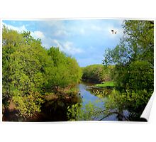 LASALLE RIVER Poster