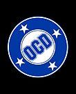 OCD Blue Logo by popnerd
