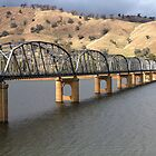 Bethanga Bridge Lake Hume NSW by Pauline Tims