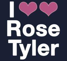 I love Rose Tyler Kids Clothes