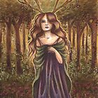 Stag Girl by Rebecca Barkley