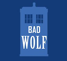 Doctor Who - Bad Wolf by MeepAndMushrat