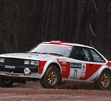 Scouts Rally SA 2013 - Bates/Taylor by Stuart Daddow Photography