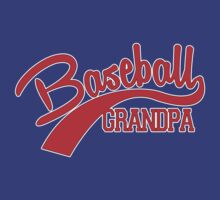 Baseball grandpa by protos