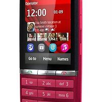 Nokia Asha 300 Review by raju0016